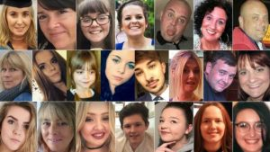 Look back in anger - Manchester terror attack one year on.