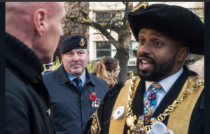 ORIGINS - THE SOMALI MAYOR OF SHEFFIELD