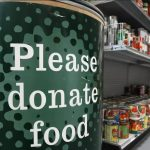 An image of a food bank
