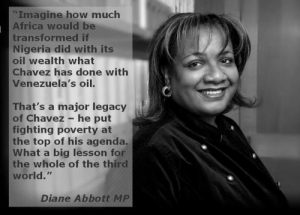 DIANE ABBOT, LABOUR'S DREAM CHANCELLOR